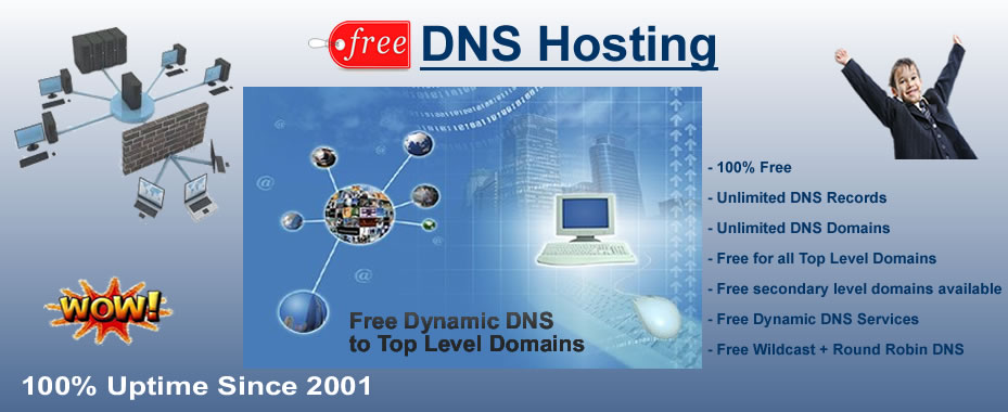 Managed DNS Service Features